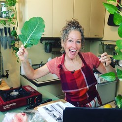Chef Andrea Beaman: Vibrant Approach to Cooking and Eating Image