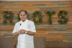 Chef John Folse Inspires Attendees at Roots 2016 Thumbnail