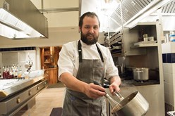 An interview with CVI Chef de Cuisine Matt Ward Image
