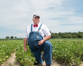 The Man in the Bowtie
