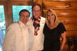 Michelin Star Chef Thomas Keller and Daniel Boulud Image