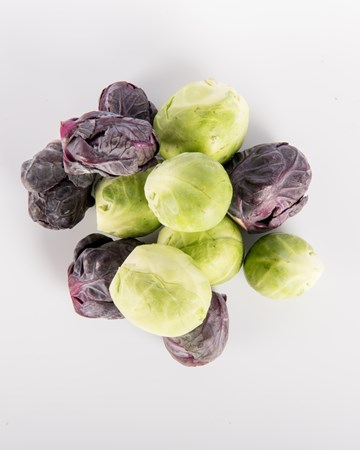 Cruciferous-Brussels Sprouts-Baby-Mixed