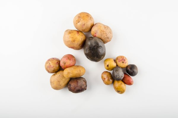 Insights into potato sizes, and the beauty of small potatoes