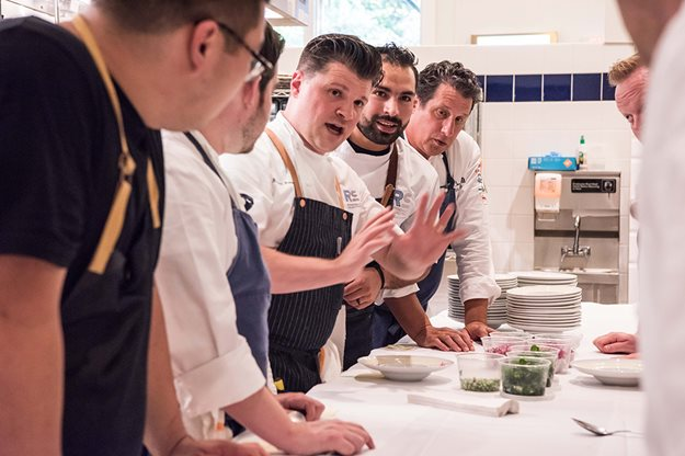 Critical Importance Of Sponsorship Stating I Can Think No Better Group To Support Than Team Usa Because These Chefs Represent The Very Best Aspect