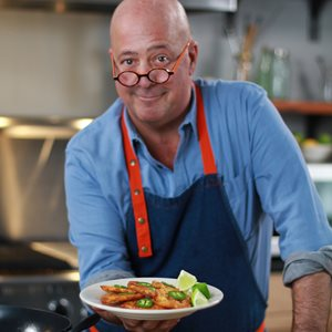 Andrew Zimmern - photo credit Meghan Kotz