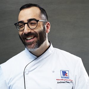 Chef Andreas Pias